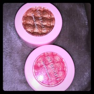 Other - Glimmer eyeshadow duo set, never used